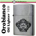 送料無料 Orobianco オロビアンコ オイルライター シルバーイブシ ORL-16SI ギフト プレゼントに最適 画像