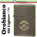 送料無料 Orobianco オロビアンコ オイルライター ブラスイブシ ORL-17BI ギフト プレゼントに最適画像