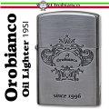 Orobianco オロビアンコ オイルライター シルバーイブシ ORL-19SI 画像