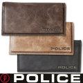 POLICE(ポリス)財布 メンズ 長財布 EDGE(エッジ) PA-58001 三種 画像