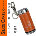 サイモンカーター レザー 携帯灰皿 牛革 革巻き SCP-103画像