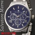 腕時計メンズ サルバトーレマーラ  SM15102-SSBL画像