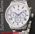 腕時計メンズ サルバトーレマーラ  SM15102-SSWHBL画像