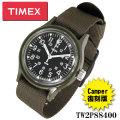 タイメックス メンズ腕時計 オリジナルキャンパー 復刻版 ナイロンストラップ画像