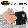 バンソン 財布 ウォレット レザー 本革画像