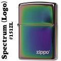 zippo(ジッポーライター)151SPECTRUM(スペクトラム)ZIPPOロゴ入り #151ZL画像