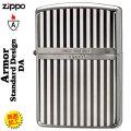 zippo(ジッポーライター)アーマースタンダードデザイン銀ミラー(A)画像
