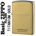 zippo (ジッポーライター)UNMiX アンミックス ゴールドチタン 200画像