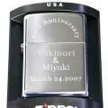 ZIPPO/名入れ・オリジナル刻印ジッポライター