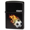 ZIPPOサッカージッポーライター SOCCER BALL 28302