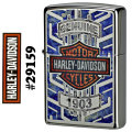 zippo(ジッポーライター)HARLEY-DAVIDSON #29159 High Polished Chrome画像