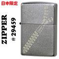 zippo(ジッポーライター)ZIPPER ジッパー #29459 Street Chrome画像