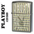 zippo(ジッポーライター) PLAYBOY Engraved #29509 ハイポリッシュクロ−ム画像