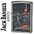 zippo(ジッポーライター)Jack Danielsジャックダニエル #29570 Street Chrome画像