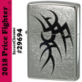 Zippo Price Fighter2018 TRIBAL TATTOO ストリートクローム(29694)画像