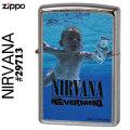 zippo(ジッポーライター) NIRVANA(ニルバーナ)画像