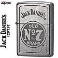 zippo(ジッポーライター) Jack Danielsストリートクローム画像