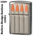 zippo(ジッポーライター)銃弾 Bullets Design Emblem  #29821画像