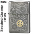 zippo(ジッポーライター) Zippo Price Fighter2019 #29907 Brushed Chrome画像