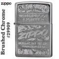 zippo(ジッポーライター) Zippo Price Fighter2019 #29909 Brushed Chrome画像