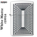 zippo(ジッポーライター) Zippo Price Fighter2019 #29916 White Matte画像