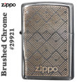 zippo(ジzippo(ジッポーライター) Zippo Price Fighter2019 #29921 Brushed Chrome画像
