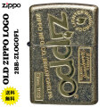ZIPPO/アンティーク OLD ZIPPO LOGO 真鍮バレル仕上げ z2BB-ZLOGOFL画像