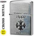 ZIPPO/クロスメタル CROSS METAL 十字架  シルバーイブシ つやあり 2CM-1画像