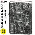 ZIPPO/アンティーク OLD ZIPPO LOGO ニッケルメッキバレル仕上げ 2SB-ZLOGOFL画像
