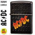 zippo(ジッポーライター)AC/DC GRAY DUSK 2019アーティストコレクション#49014画像