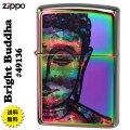 ZIPPO(ジッポーライター) Bright Buddha(大仏)マルチカラー#49136画像
