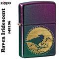 ZIPPO(ジッポーライター) Raven Iridescent 49186画像