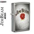 ZIPPO/Jim Beam ジムビーム 49323ストリートクローム画像