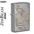 ZIPPO/Jim Beam ジムビーム 49324ダイヤゴナルウェーブ画像