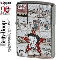zippo(ジッポーライター)ベティブープ 90周年記念限定モデル 90th COMIC【ネコポス対応】画像