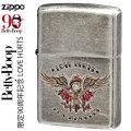 zippo(ジッポーライター)ベティブープ 90周年記念限定モデル 90th LOVEHURTS【ネコポス対応】画像