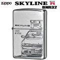 zippo(ジッポーライター) 三代目スカイラインGT-R 1989年~/ZP GT-R [BNR32]画像