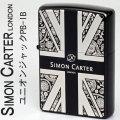 [送料無料]ZIPPO( ジッポー ライター) SIMON CARTER サイモンカーター ユニオンジャックPB-IB