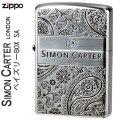 ZIPPO( ジッポー ライター)サイモンカーターベイズリーBOX SA SCP-036画像