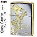 ZIPPO( ジッポー ライター) SIMON CARTER サイモンカーターDinosaur(ダイナソー) SG1画像