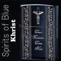 ZIPPO オイルライターNO200 スピリッツ・オブブルー キリストブルー画像