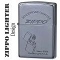 ZIPPO(ジッポー)ジッポライターデザイン クロームポリッシュ US加工画像