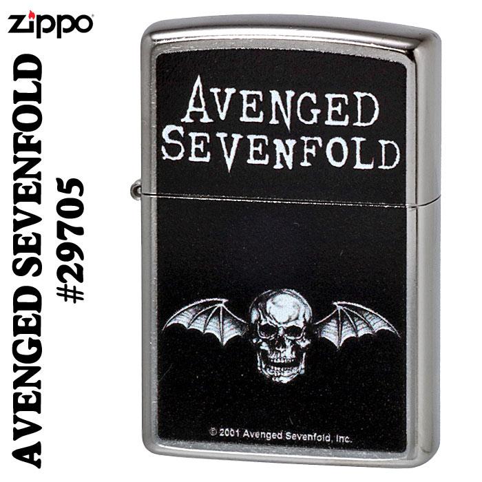 zippo(ジッポーライター) AVENGED SEVENFOLD画像