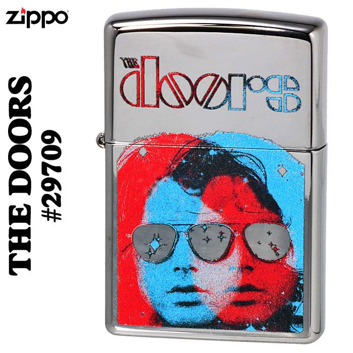zippo(ジッポーライター) THE DOORS画像