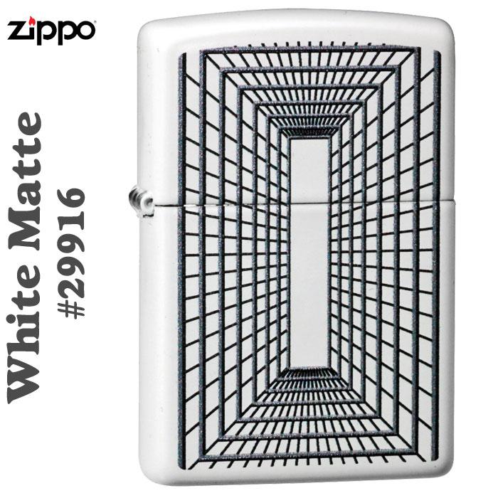 zippo(ジッポーライター) Zippo Price Fighter2019 #29916 White Matte画像