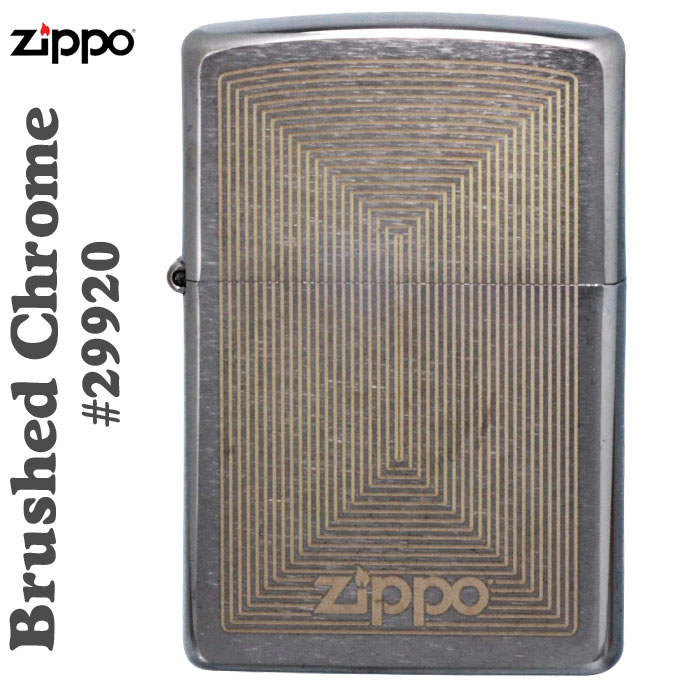 zippo(ジzippo(ジッポーライター) Zippo Price Fighter2019 #29920 Brushed Chrome画像