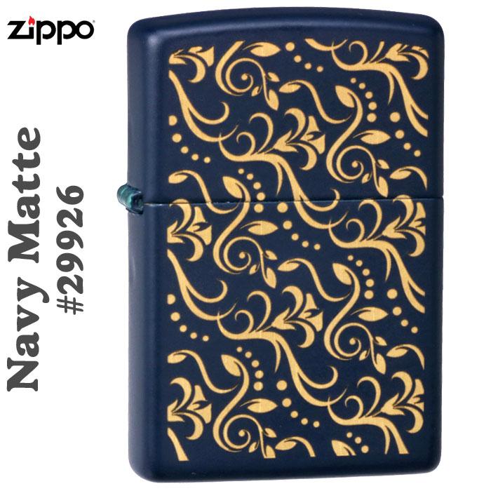 zippo(ジッポーライター) Zippo Price Fighter2019 #29926 Navy Matte画像