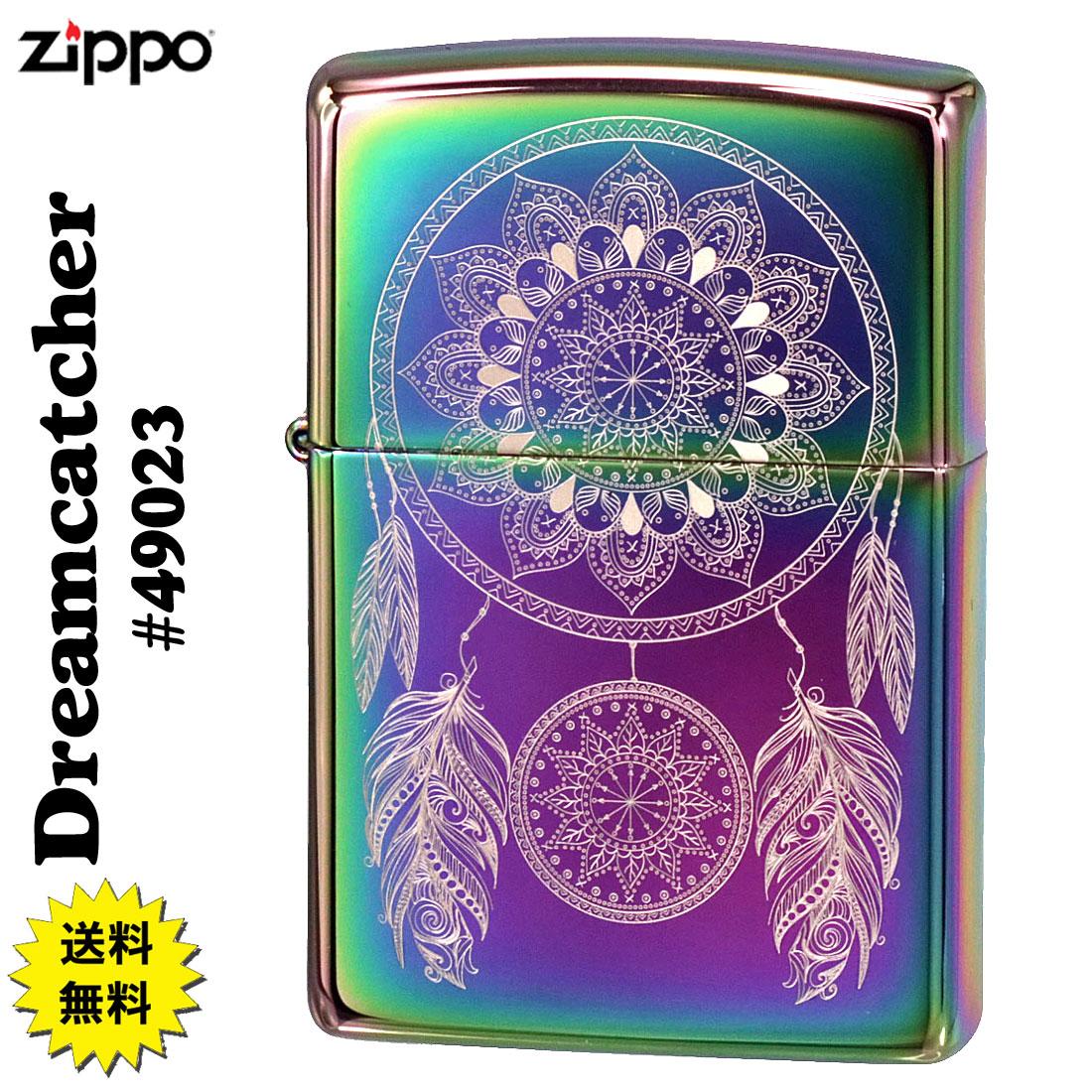 ZIPPO(ジッポーライター) Dreamcatcher ドリームキャッチャー マルチカラー#49023画像