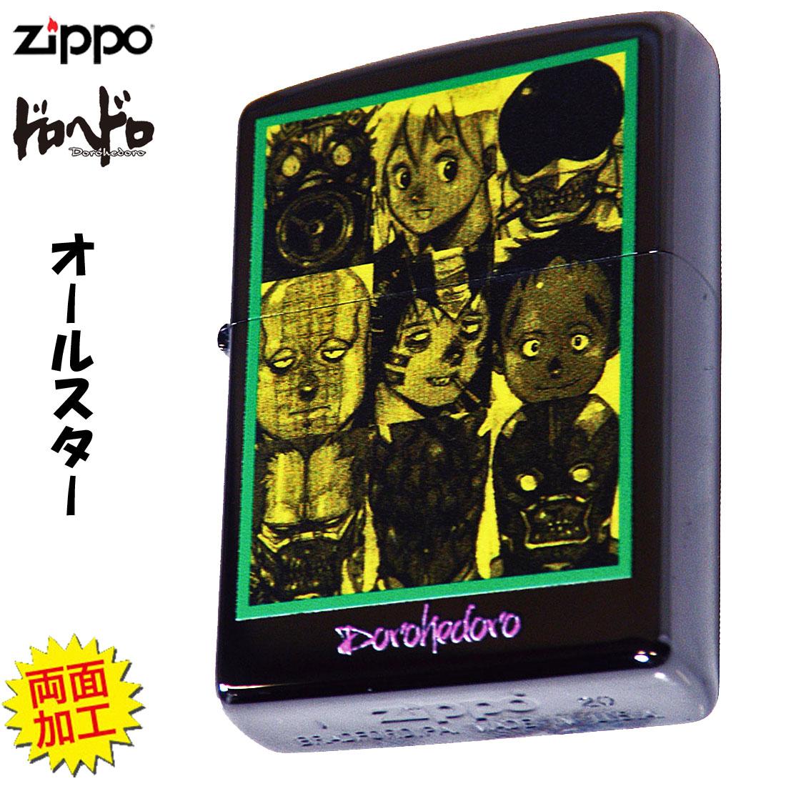 ZIPPO/ドロヘドロ オールスター ブラックニッケル画像