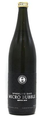 田酒 Micro bubble 白生 720ml